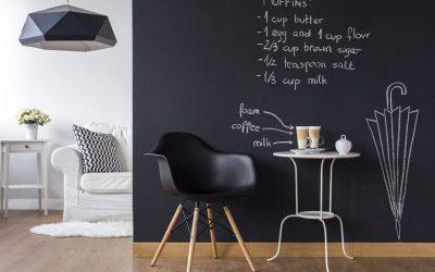 Farby do ścian – Jaką wybrać farbę do wnętrza, a jaką na zewnątrz?