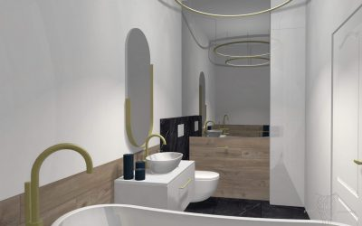 Jak optycznie powiększyć łazienkę? Sprawdź 5 prostych trików!