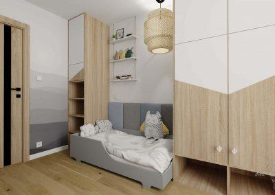 Przytulny pokój dziecięcy OWLpracownia